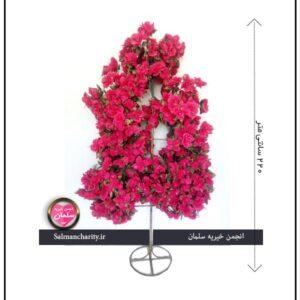 گلدان تک پایه 7 شاخه (جدید)