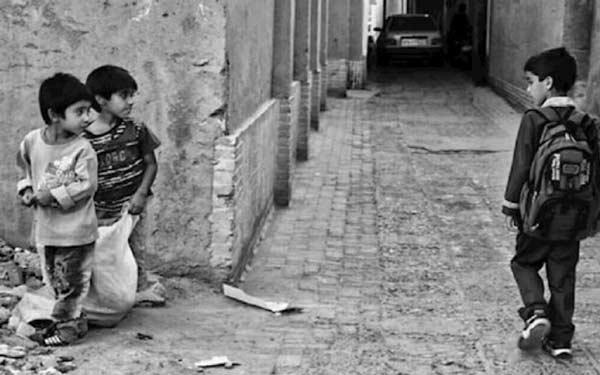 نگاه-کودک-فقیر